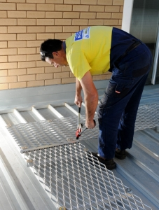 Commercial plumbing services in Albury-Wodonga region.